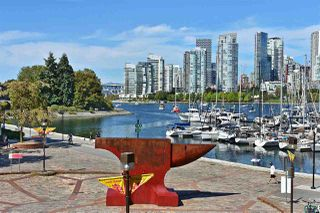 "Main Photo: 242 658 LEG IN BOOT Square in Vancouver: False Creek Condo for sale in ""HEATHER BAY QUAY"" (Vancouver West)  : MLS®# R2404905"