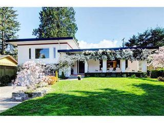 Photo 1: 2950 NEWMARKET Drive in North Vancouver: Home for sale : MLS®# V1000495