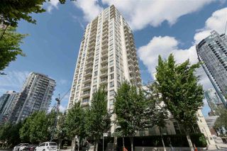 "Main Photo: 905 1225 RICHARDS Street in Vancouver: Downtown VW Condo for sale in ""Eden"" (Vancouver West)  : MLS®# R2487013"