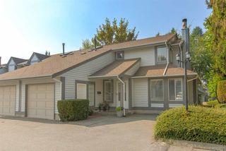 """Main Photo: 11958 90 Avenue in Delta: Annieville Townhouse for sale in """"Sunridge Estates"""" (N. Delta)  : MLS®# R2497416"""