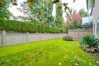 "Photo 36: 24 5666 208 Street in Langley: Langley City Townhouse for sale in ""THE MEADOWS"" : MLS®# R2521188"