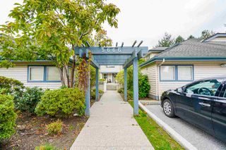 "Photo 1: 24 5666 208 Street in Langley: Langley City Townhouse for sale in ""THE MEADOWS"" : MLS®# R2521188"
