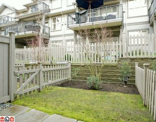 "Photo 9: 47 20326 68TH Avenue in Langley: Willoughby Heights Townhouse for sale in ""SUNPOINTE"" : MLS®# F1005168"