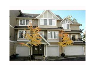 "Photo 1: 40 19141 124TH Avenue in Pitt Meadows: Mid Meadows Townhouse for sale in ""MEADOW VIEW ESTATES"" : MLS®# V822336"