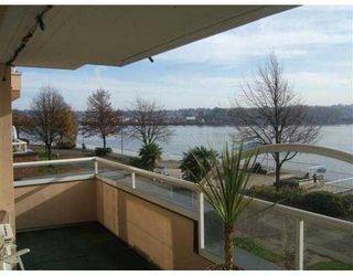 "Photo 1: 208 12 K DE K CT in New Westminster: Quay Condo for sale in ""DOCKSIDE"" : MLS®# V607031"