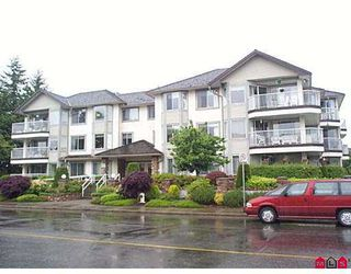 "Photo 1: 33375 MAYFAIR Ave in Abbotsford: Central Abbotsford Condo for sale in ""MAYFAIR PLACE"" : MLS®# F2622336"