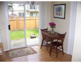 Photo 7: A13 3075 SKEENA Street in Port_Coquitlam: Riverwood Townhouse for sale (Port Coquitlam)  : MLS®# V728278
