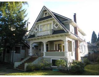 Photo 1: 1996 W 13TH Avenue in Vancouver: Kitsilano House for sale (Vancouver West)  : MLS®# V730846