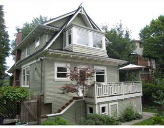 Photo 10: 1996 W 13TH Avenue in Vancouver: Kitsilano House for sale (Vancouver West)  : MLS®# V730846