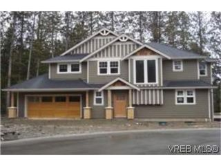 Photo 1: 766 Danby Place in : Hi Bear Mountain Single Family Detached for sale (Highlands)  : MLS®# 237244