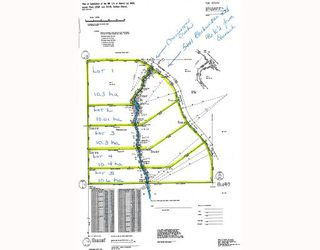 Main Photo: # LOT 5 BLACKWATER RD in Quesnel: Bouchie Lake Home for sale (Quesnel (Zone 28))  : MLS®# N188103