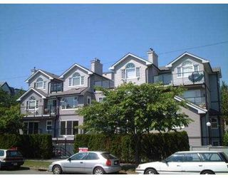 "Photo 1: 205 833 W 16TH Avenue in Vancouver: Fairview VW Condo for sale in ""THE EMERALD"" (Vancouver West)  : MLS®# V755409"