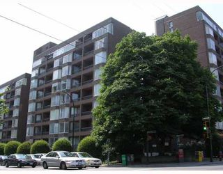 """Photo 1: 203 1333 HORNBY Street in Vancouver: Downtown VW Condo for sale in """"Anchor Point II"""" (Vancouver West)  : MLS®# V770675"""