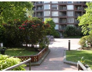 """Photo 7: 203 1333 HORNBY Street in Vancouver: Downtown VW Condo for sale in """"Anchor Point II"""" (Vancouver West)  : MLS®# V770675"""