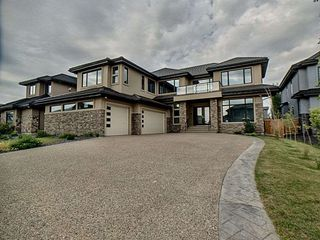 Photo 1: 3510 Watson Point in Edmonton: Zone 56 House for sale : MLS®# E4166170