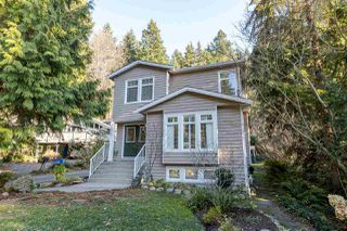 Photo 1: 1400 RIVERSIDE Drive in North Vancouver: Seymour NV House for sale : MLS®# R2422659
