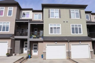 Main Photo: 2 600 BELLEROSE Drive: St. Albert Townhouse for sale : MLS®# E4196521