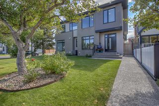 Main Photo: 2403 3 Avenue NW in Calgary: West Hillhurst Semi Detached for sale : MLS®# A1028783