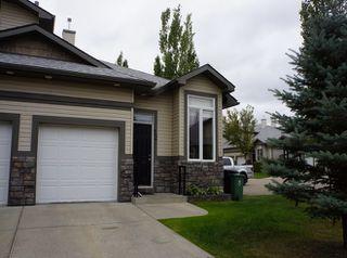 Main Photo: 22 10 WOODCREST Lane: Fort Saskatchewan Townhouse for sale : MLS®# E4214317