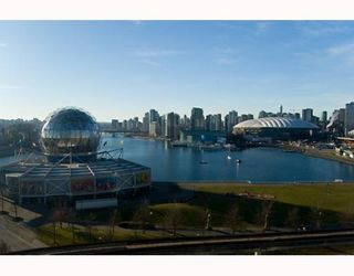 """Photo 10: 1201 1188 QUEBEC Street in Vancouver: Mount Pleasant VE Condo for sale in """"Citygate 1"""" (Vancouver East)  : MLS®# V787211"""