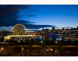 """Photo 2: 1201 1188 QUEBEC Street in Vancouver: Mount Pleasant VE Condo for sale in """"Citygate 1"""" (Vancouver East)  : MLS®# V787211"""