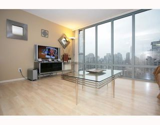 "Photo 2: 2405 950 CAMBIE Street in Vancouver: Downtown VW Condo for sale in ""LANDMARK PACIFIC I"" (Vancouver West)  : MLS®# V799375"