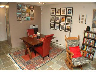 Photo 4: 202 1352 W 10TH Avenue in Vancouver: Fairview VW Condo for sale (Vancouver West)  : MLS®# V840113