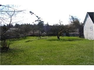 Photo 1:  in VICTORIA: SW Portage Inlet Land for sale (Saanich West)  : MLS®# 422932
