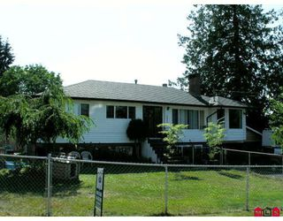 Photo 1: 14920 KEW Drive in Surrey: Bolivar Heights House for sale (North Surrey)  : MLS®# F2917208