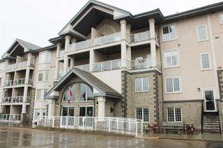 Main Photo: 438 612 111 Street in Edmonton: Zone 55 Condo for sale : MLS®# E4166676
