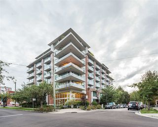 "Main Photo: 509 298 E 11TH Street in Vancouver: Mount Pleasant VE Condo for sale in ""Sophia"" (Vancouver East)  : MLS®# R2406285"