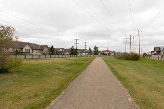 Photo 32: 19 16224 73 Street in Edmonton: Zone 28 House Half Duplex for sale : MLS®# E4181368