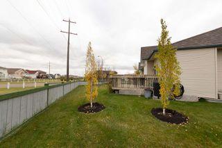 Photo 30: 19 16224 73 Street in Edmonton: Zone 28 House Half Duplex for sale : MLS®# E4181368