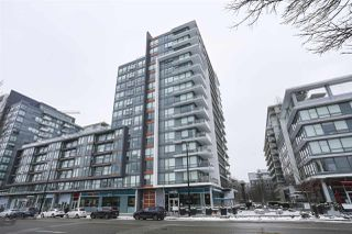 """Main Photo: 1501 159 W 2ND Avenue in Vancouver: False Creek Condo for sale in """"TOWN GREEN AT WEST"""" (Vancouver West)  : MLS®# R2429033"""