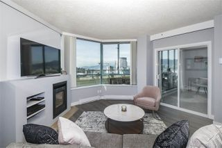 "Photo 2: 603 1355 W BROADWAY Avenue in Vancouver: Fairview VW Condo for sale in ""The Broadway"" (Vancouver West)  : MLS®# R2439144"