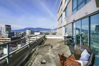 "Photo 12: 603 1355 W BROADWAY Avenue in Vancouver: Fairview VW Condo for sale in ""The Broadway"" (Vancouver West)  : MLS®# R2439144"