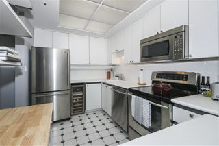 "Photo 3: 603 1355 W BROADWAY Avenue in Vancouver: Fairview VW Condo for sale in ""The Broadway"" (Vancouver West)  : MLS®# R2439144"