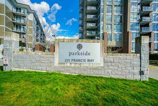 "Photo 19: 1205 271 FRANCIS Way in New Westminster: Fraserview NW Condo for sale in ""Parkside"" : MLS®# R2443595"
