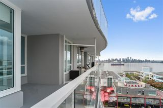 """Photo 3: 1005 118 CARRIE CATES Court in North Vancouver: Lower Lonsdale Condo for sale in """"PROMENADE"""" : MLS®# R2452137"""