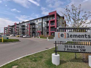 Photo 1: 315 5521 7 Avenue in Edmonton: Zone 53 Condo for sale : MLS®# E4197576