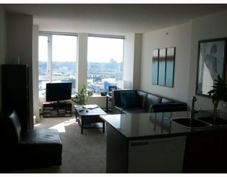 """Photo 4: 2301 550 TAYLOR Street in Vancouver: Downtown VW Condo for sale in """"TAYLOR"""" (Vancouver West)  : MLS®# V783224"""