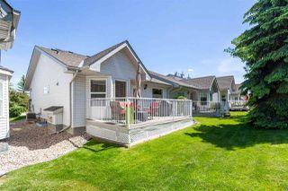 Photo 33: 9 330 Galbraith Close in Edmonton: Zone 58 House Half Duplex for sale : MLS®# E4207062