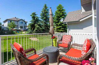 Photo 39: 9 330 Galbraith Close in Edmonton: Zone 58 House Half Duplex for sale : MLS®# E4207062