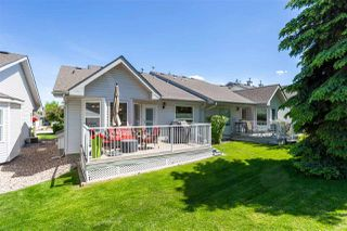 Photo 35: 9 330 Galbraith Close in Edmonton: Zone 58 House Half Duplex for sale : MLS®# E4207062
