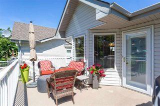 Photo 37: 9 330 Galbraith Close in Edmonton: Zone 58 House Half Duplex for sale : MLS®# E4207062