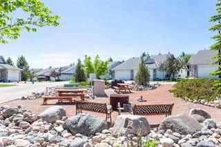 Photo 40: 9 330 Galbraith Close in Edmonton: Zone 58 House Half Duplex for sale : MLS®# E4207062