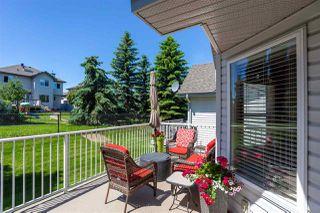 Photo 38: 9 330 Galbraith Close in Edmonton: Zone 58 House Half Duplex for sale : MLS®# E4207062