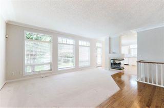 Photo 4: 6 1008 BUTTERWORTH Point in Edmonton: Zone 14 House Half Duplex for sale : MLS®# E4209273