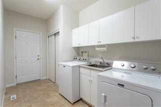 Photo 18: 6 1008 BUTTERWORTH Point in Edmonton: Zone 14 House Half Duplex for sale : MLS®# E4209273