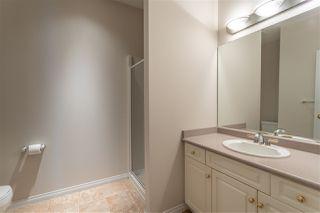 Photo 22: 6 1008 BUTTERWORTH Point in Edmonton: Zone 14 House Half Duplex for sale : MLS®# E4209273